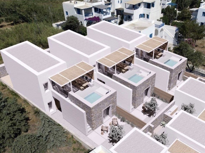 New Project: Modern Villa PA-101A by the Sea in Molos