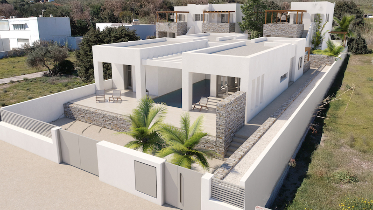 New Project: Luxurious Villa PA-200 in Molos