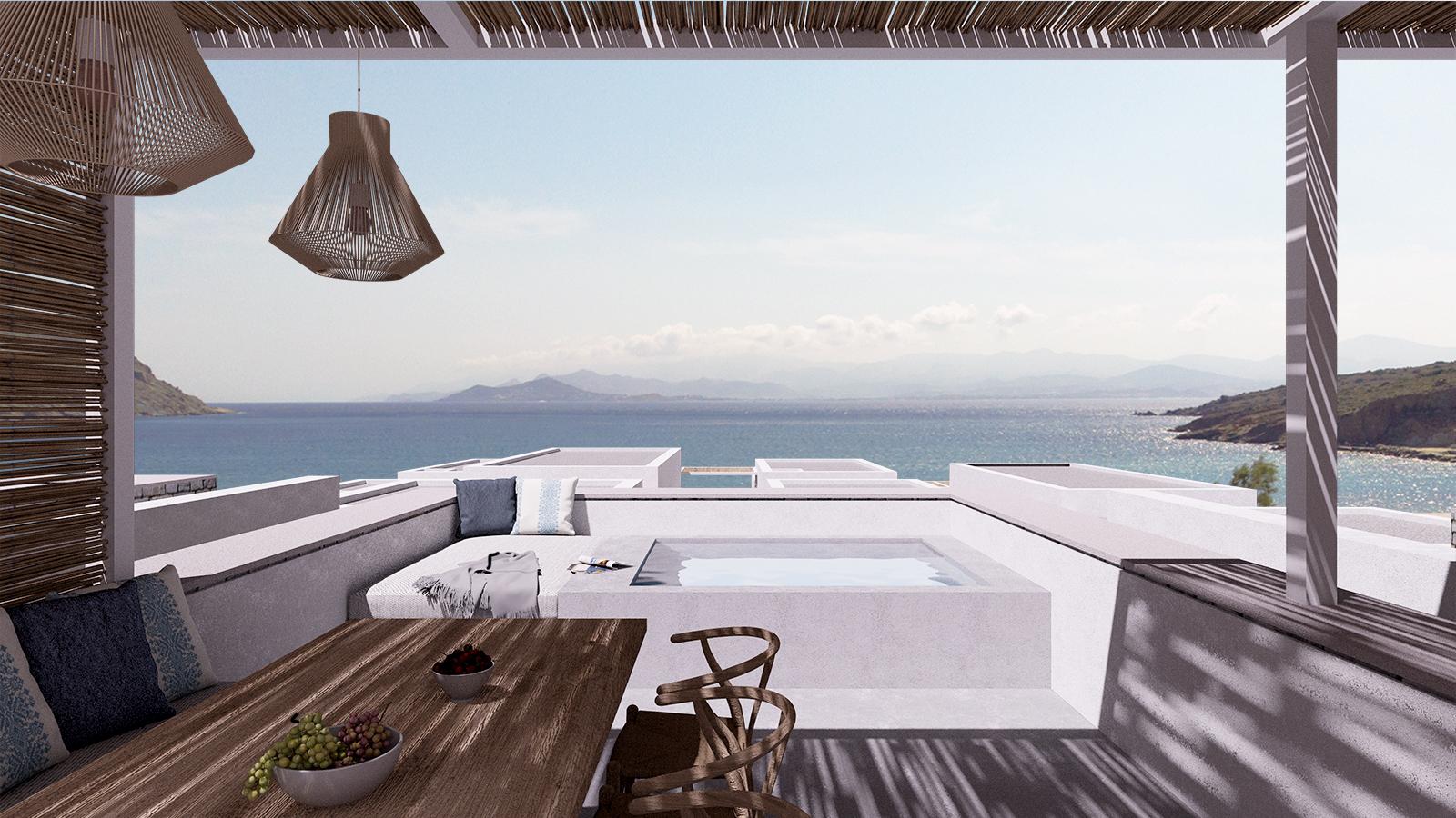 New Project: Modern Villa PA-101C in Molos